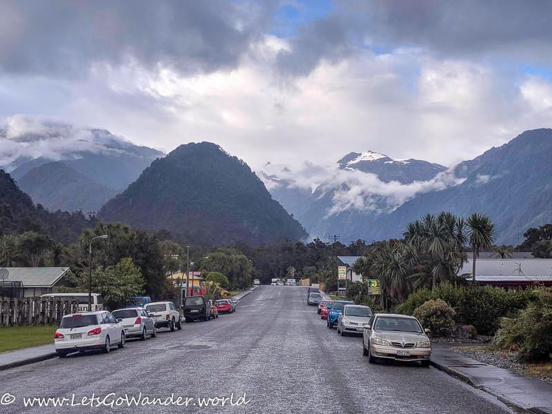 Town of Franz Josef