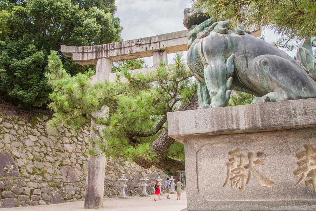 Torii Gate on Miyajima