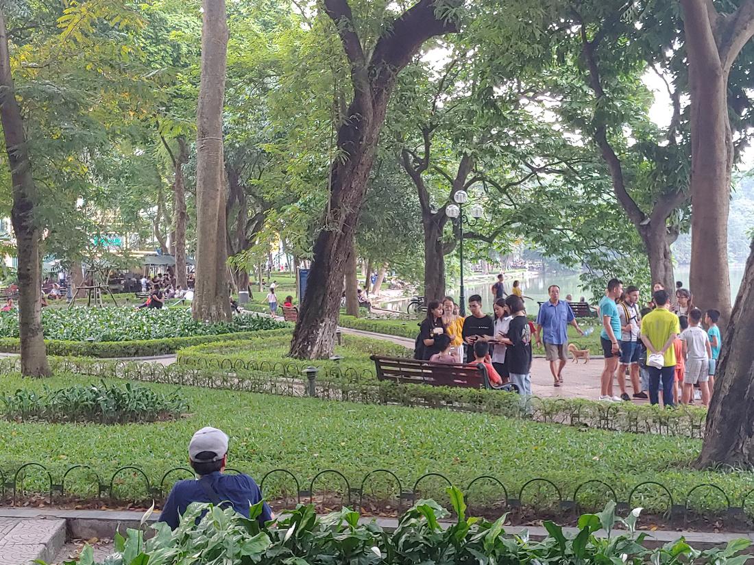 Hanoi park