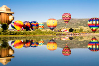 Balloon Rodeo in Steamboat Springs