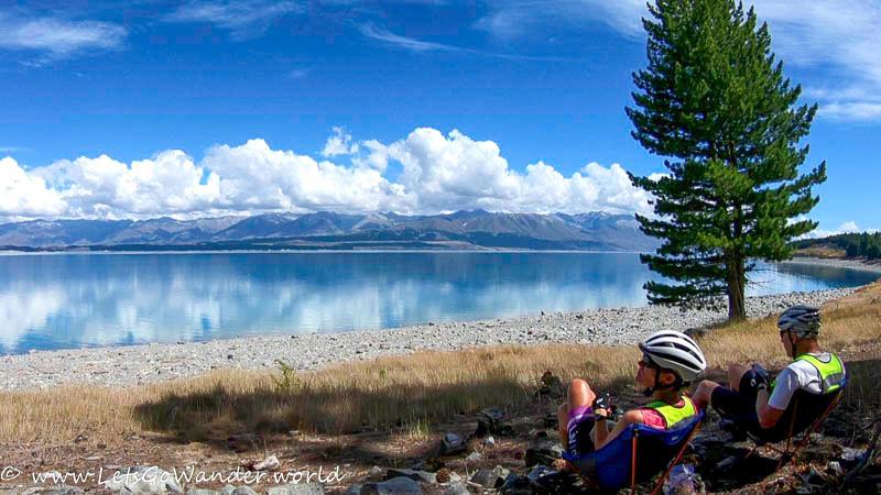 Scenic Lunch at Lake Pukaki