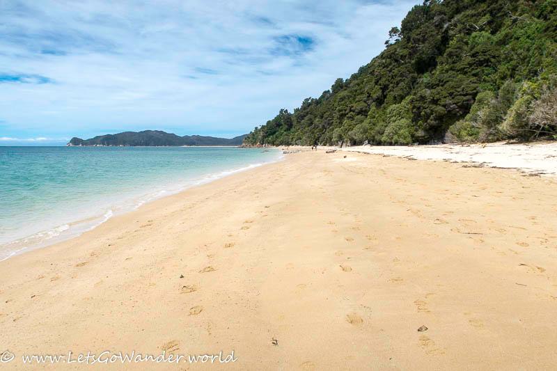 Hiking the Abel Tasman Coastal Track